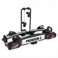 Porte vélo attelage Premium 2 vélos Eufab